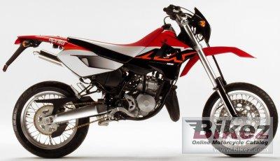 2005 Aprilia MX 125