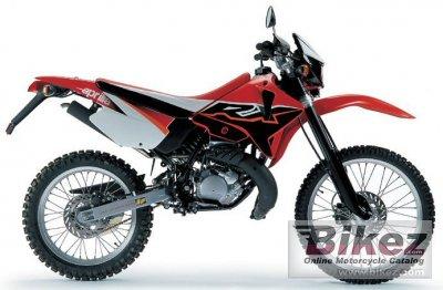 2005 Aprilia RX 50