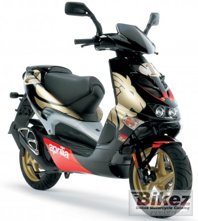 2005 Aprilia Sr 50 Ditech Specifications And Pictures
