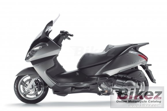 2006 Aprilia Atlantic 500 Sprint