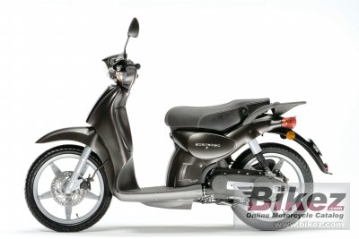 2006 Aprilia Scarabeo 50 Ditech photo
