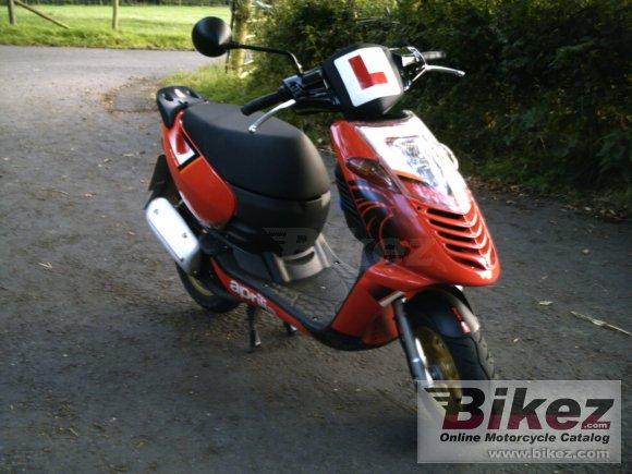 2006 Aprilia Sonic 50 GP