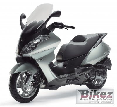 2006 aprilia atlantic 500 sprint specifications and pictures. Black Bedroom Furniture Sets. Home Design Ideas