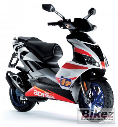 2006 aprilia sr 50 r factory specifications and pictures. Black Bedroom Furniture Sets. Home Design Ideas