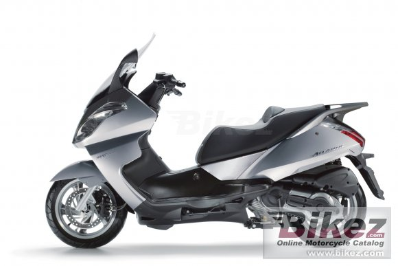 2007 Aprilia Atlantic 500 Sprint