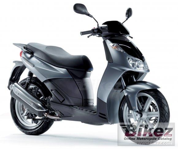2007 Aprilia Sportcity 200