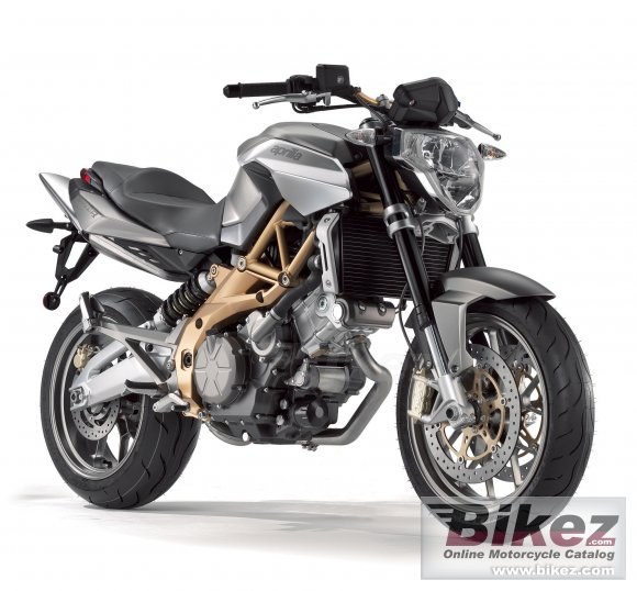 2007 Aprilia SL 750 Shiver photo