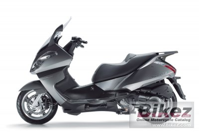 2007 Aprilia Atlantic 400 Sprint