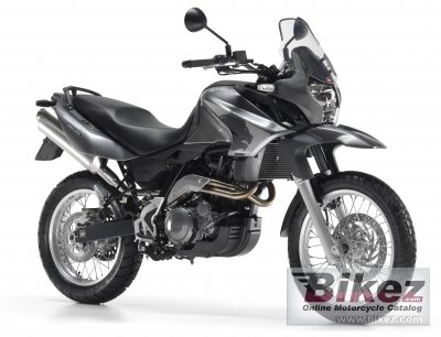 2007 Aprilia Pegaso 650 Trail specifications and pictures