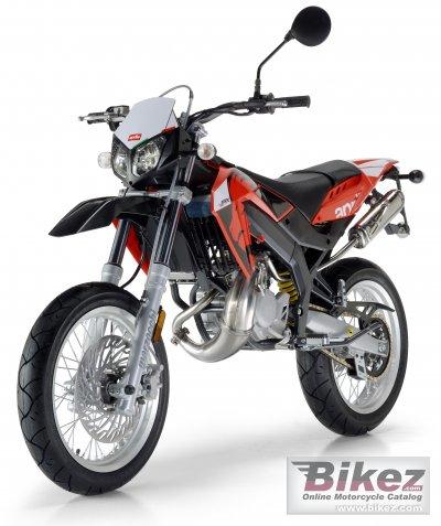 2007 Aprilia SX 50