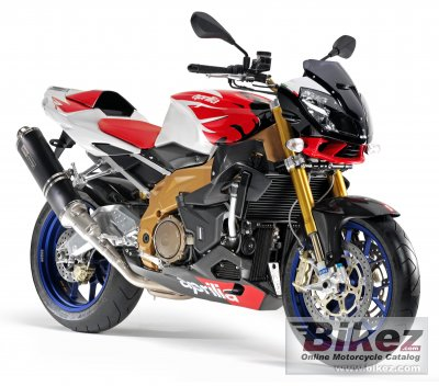 2007 aprilia tuono 1000r factory specifications and pictures. Black Bedroom Furniture Sets. Home Design Ideas