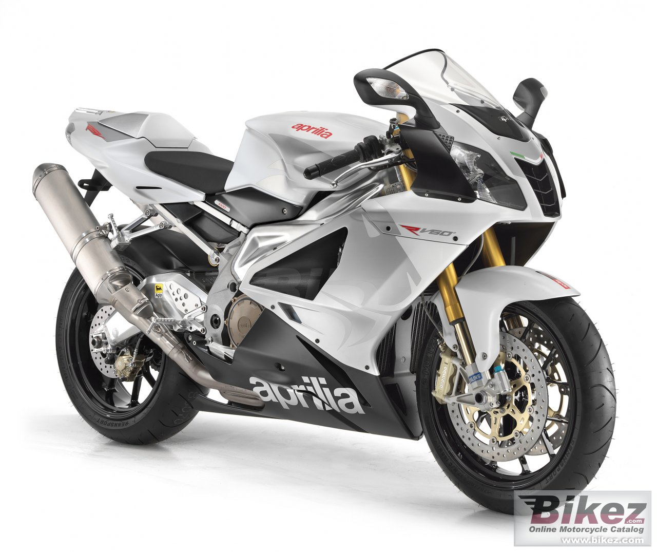 Big Aprilia rsv 1000 r picture and wallpaper from Bikez.com