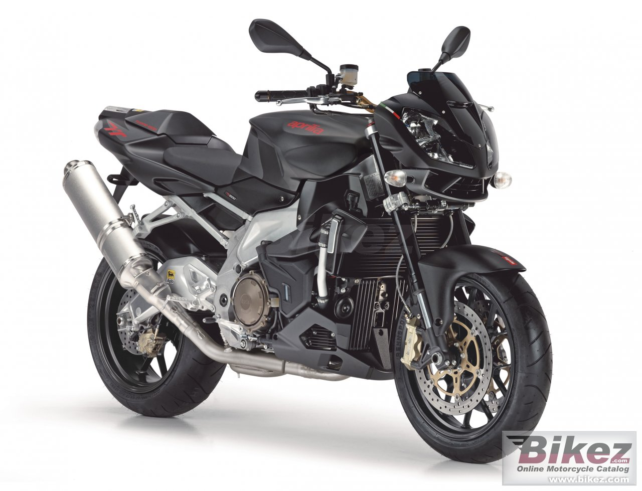Big Aprilia tuono 1000r picture and wallpaper from Bikez.com