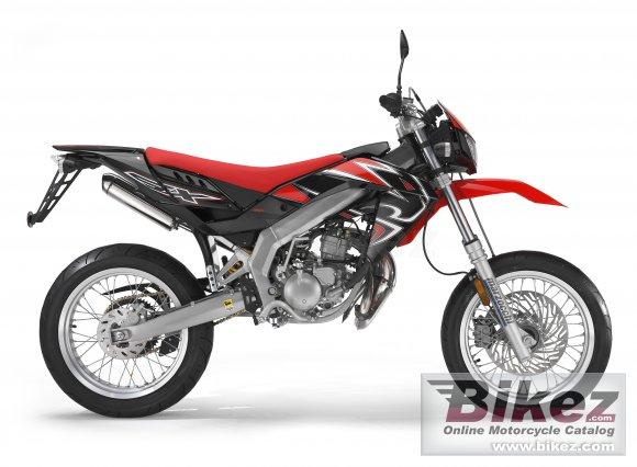 2008 Aprilia SX 50