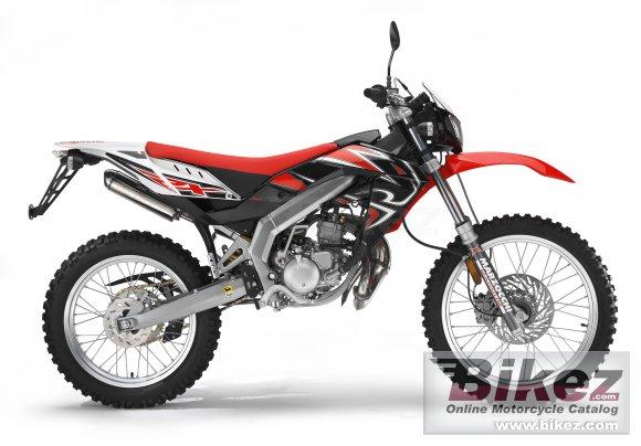 2008 Aprilia RX 50