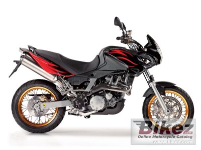 2008 Aprilia Pegaso 650 Factory photo