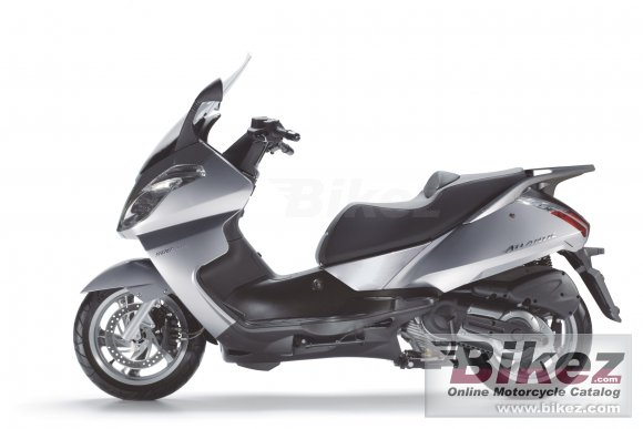2008 Aprilia Atlantic 500 Sprint