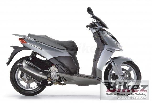 2008 Aprilia SportCity 200