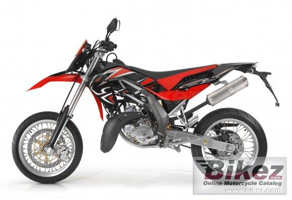 2008 Aprilia SX 125