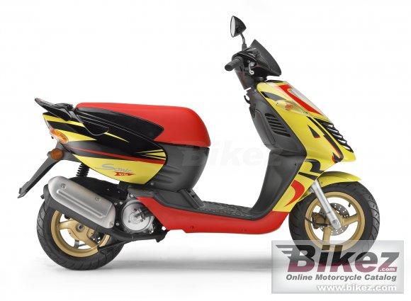 2008 Aprilia Sonic 50