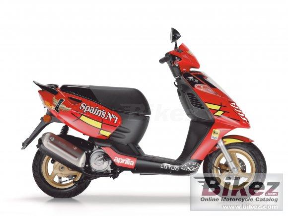 2008 Aprilia Sonic 50 GP