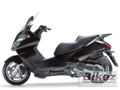 2008 Aprilia Atlantic 400 Sprint