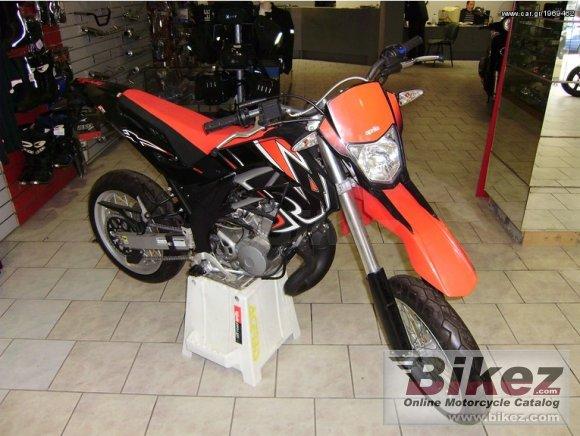 2009 Aprilia SX 125