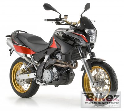 2009 Aprilia Pegaso 650 Factory photo