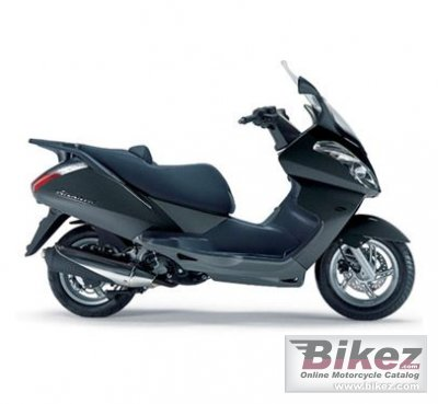 2009 Aprilia Atlantic 250 i.e. photo