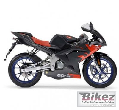 2009 Aprilia Rs 50 Specifications And Pictures