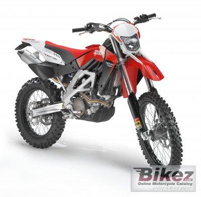 2009 Aprilia RXV450