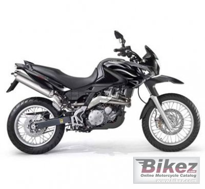 2010 Aprilia Pegaso 650 Trail photo