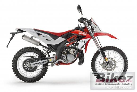 2010 Aprilia RX 125