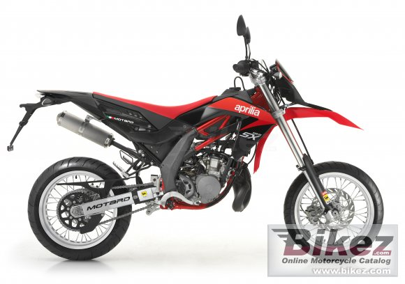 2010 Aprilia SX 125