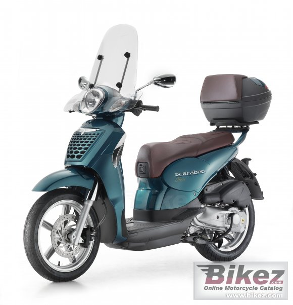 2010 Aprilia Scarabeo 125ie photo