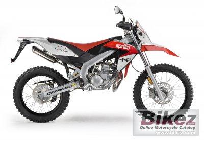 2010 Aprilia RX 50
