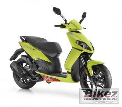 2010 Aprilia SportCity One 50 4t