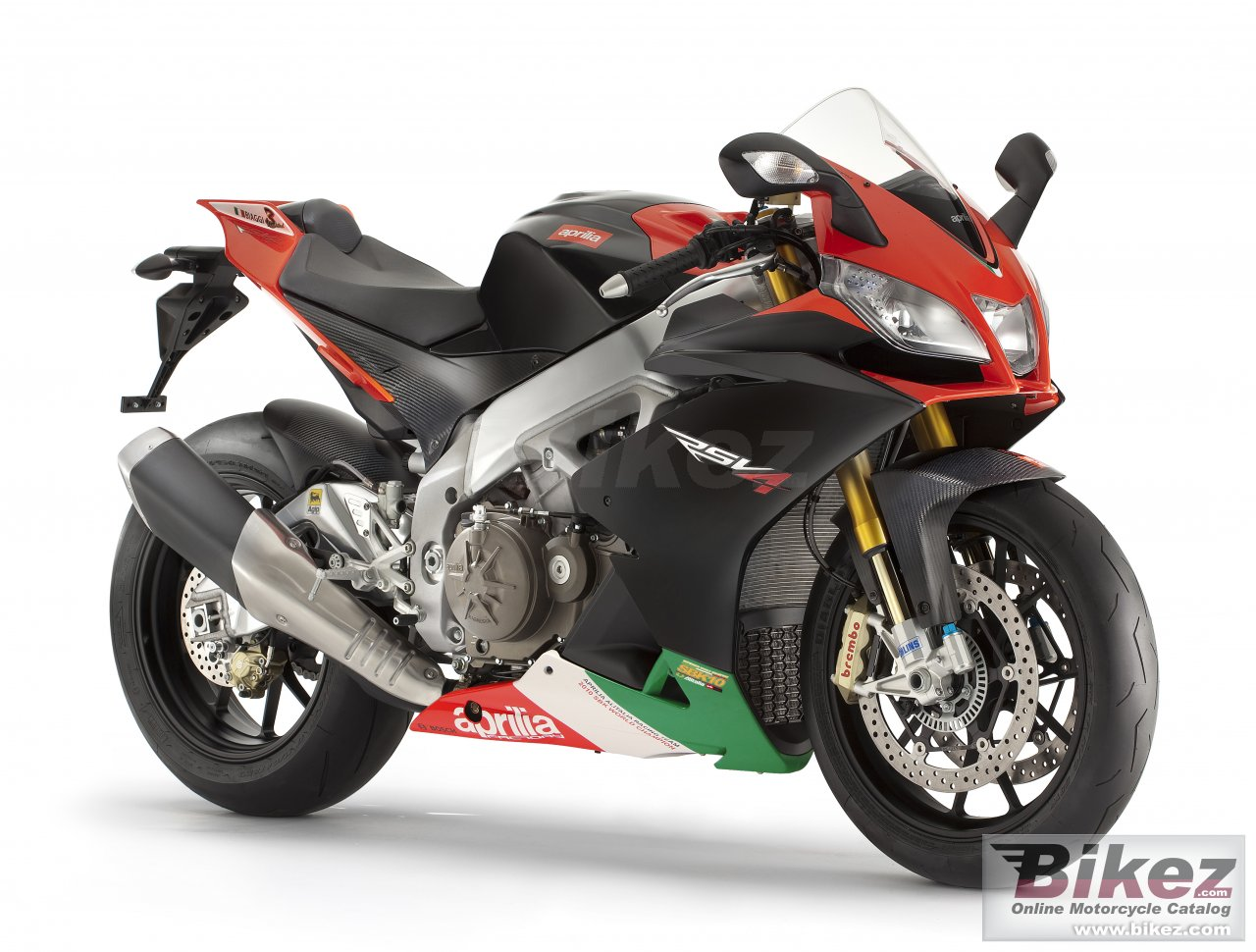 Big Aprilia rsv4 factory aprc se picture and wallpaper from Bikez.com