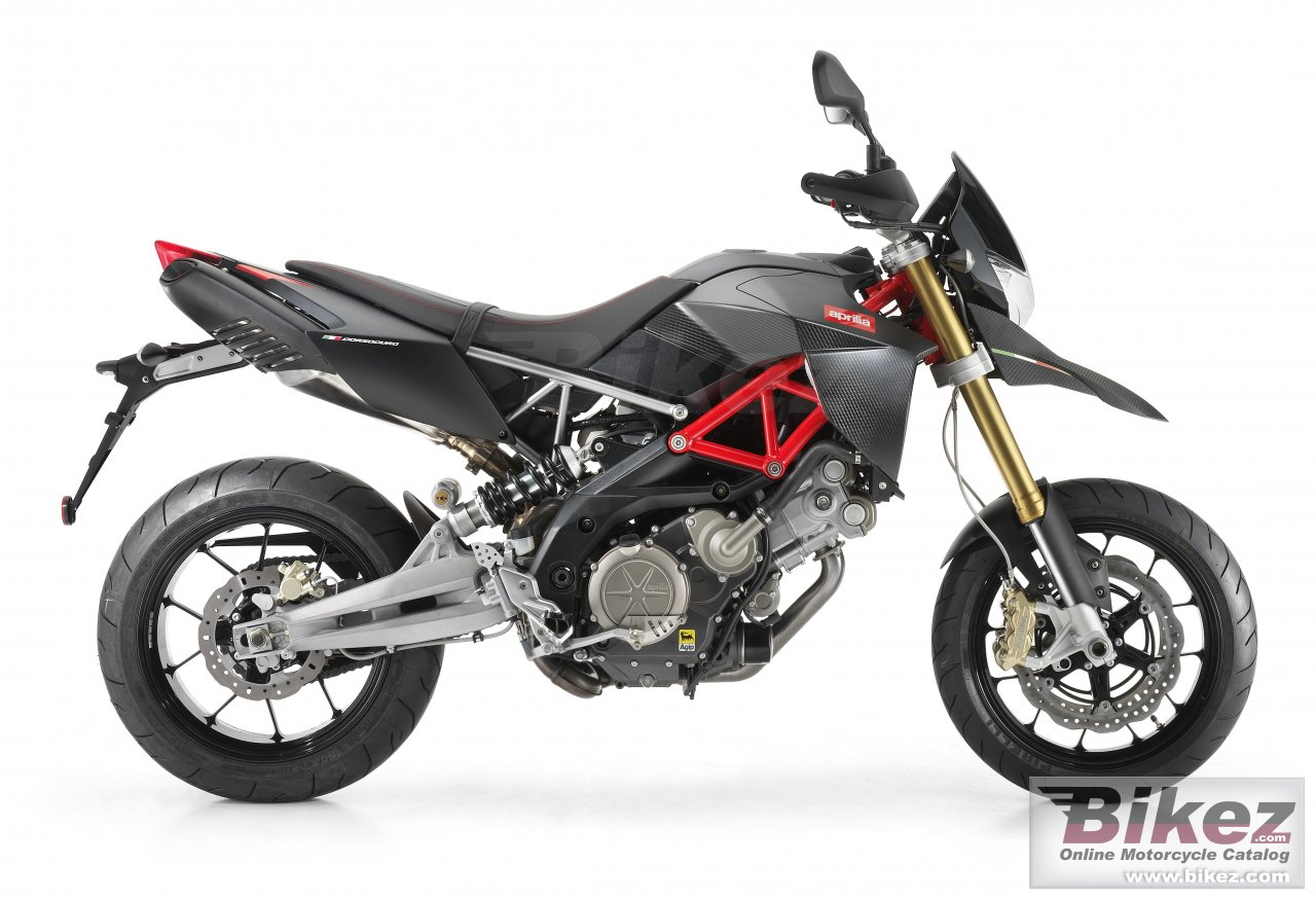 Big Aprilia dorsoduro 750 factory picture and wallpaper from Bikez.com
