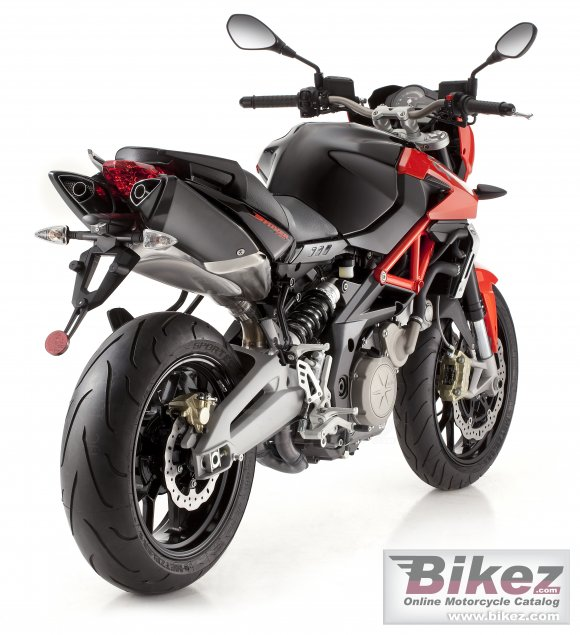 2011 Aprilia Shiver 750 ABS photo