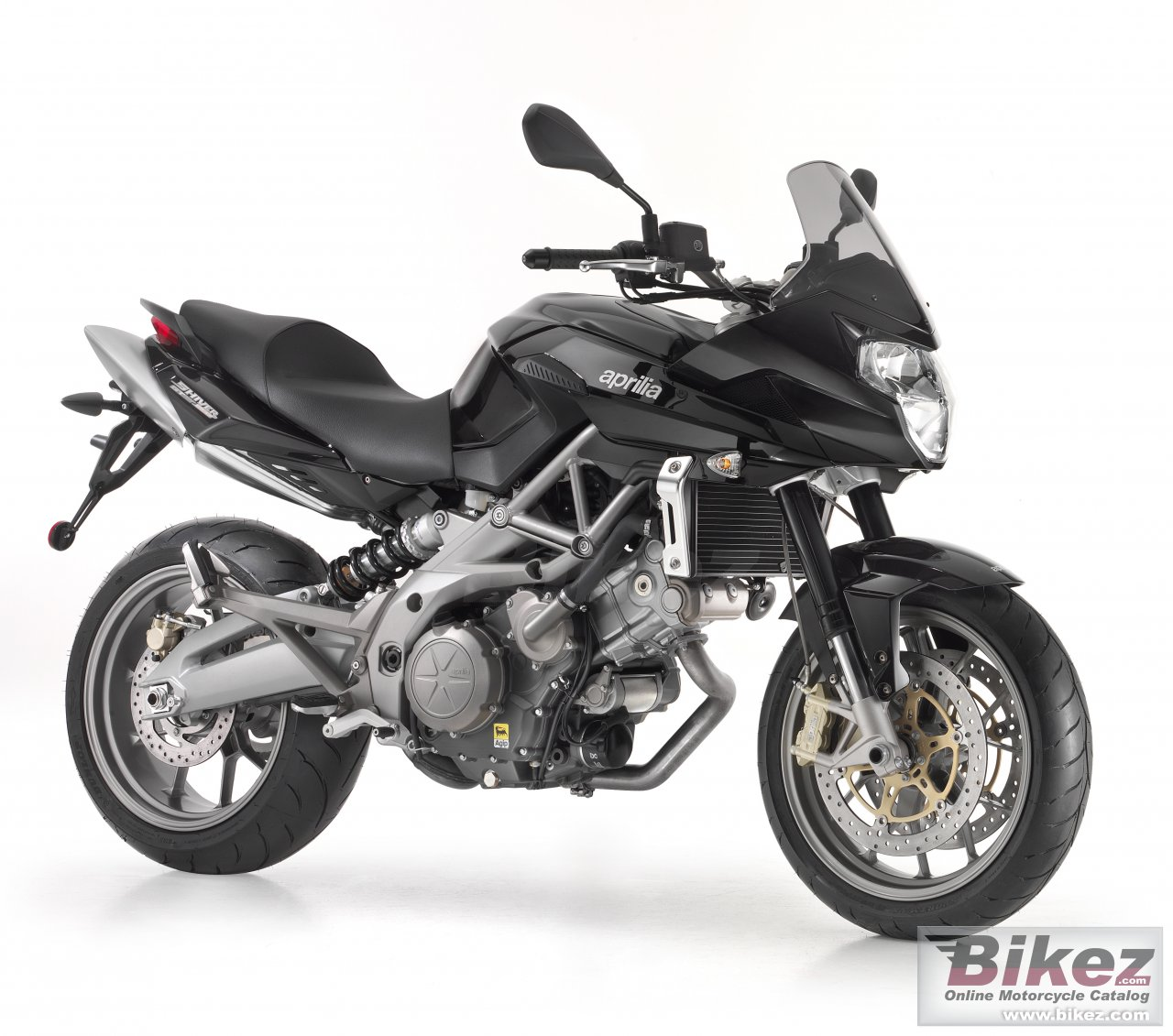 Big Aprilia shiver 750 gt abs picture and wallpaper from Bikez.com