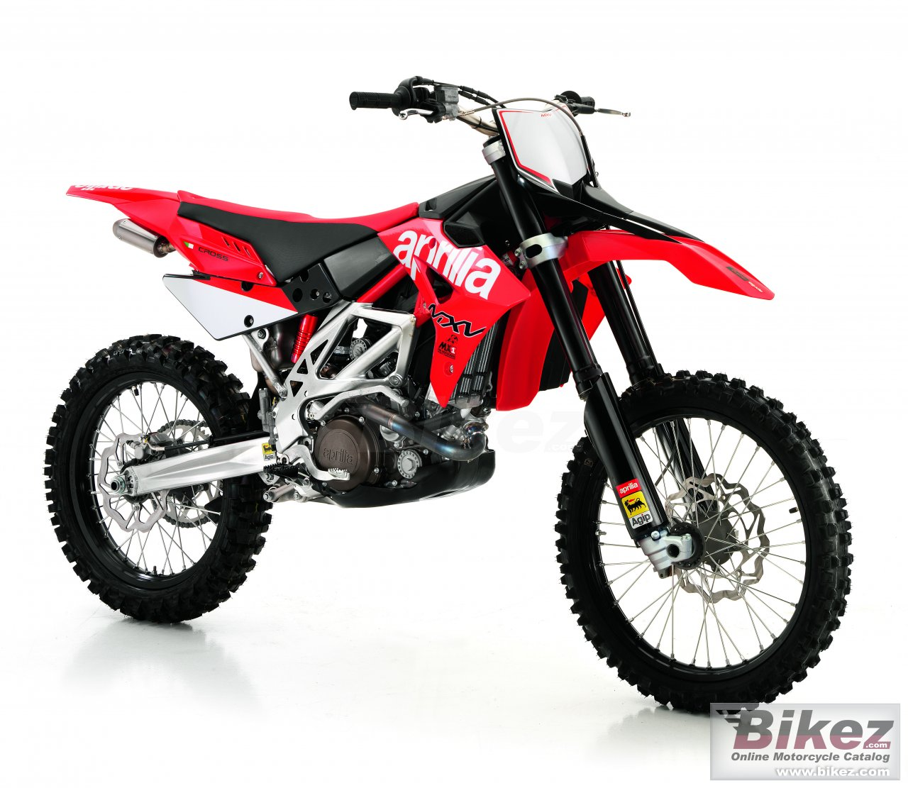Big Aprilia mxv 4.5 picture and wallpaper from Bikez.com