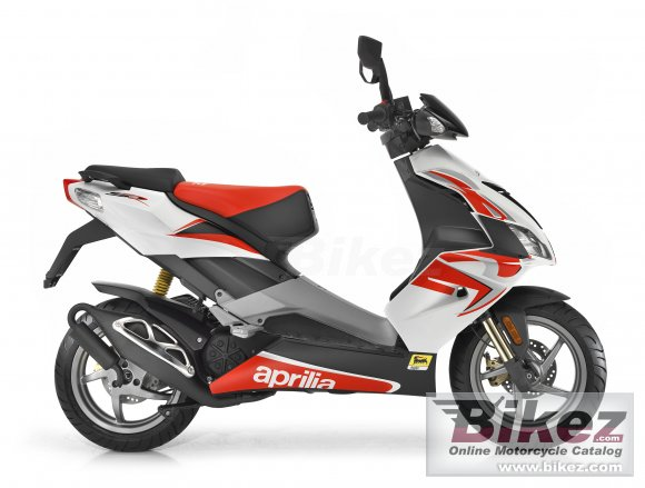 2011 Aprilia SR 50 R Factory photo