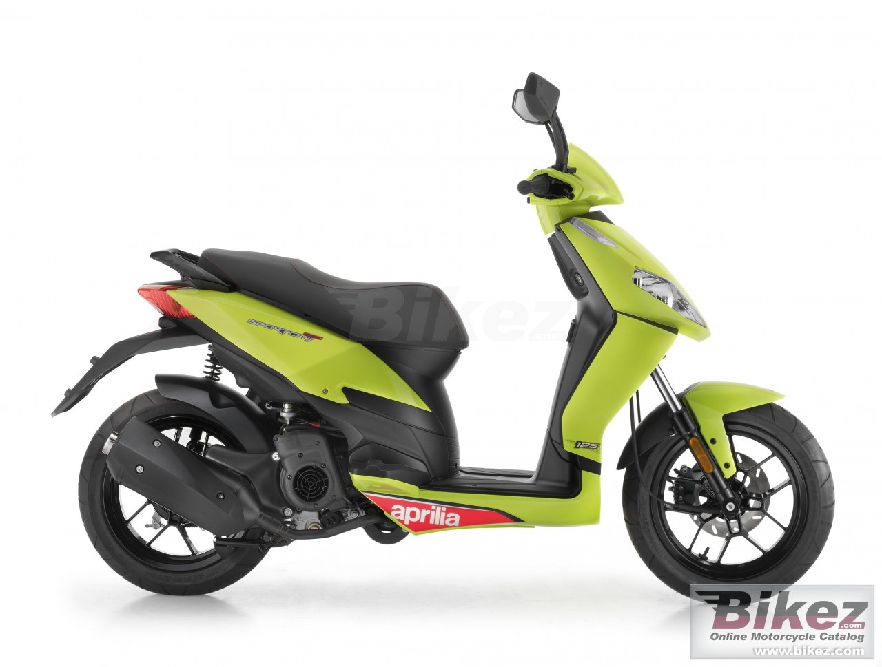Big Aprilia sportcity one 125 4t picture and wallpaper from Bikez.com
