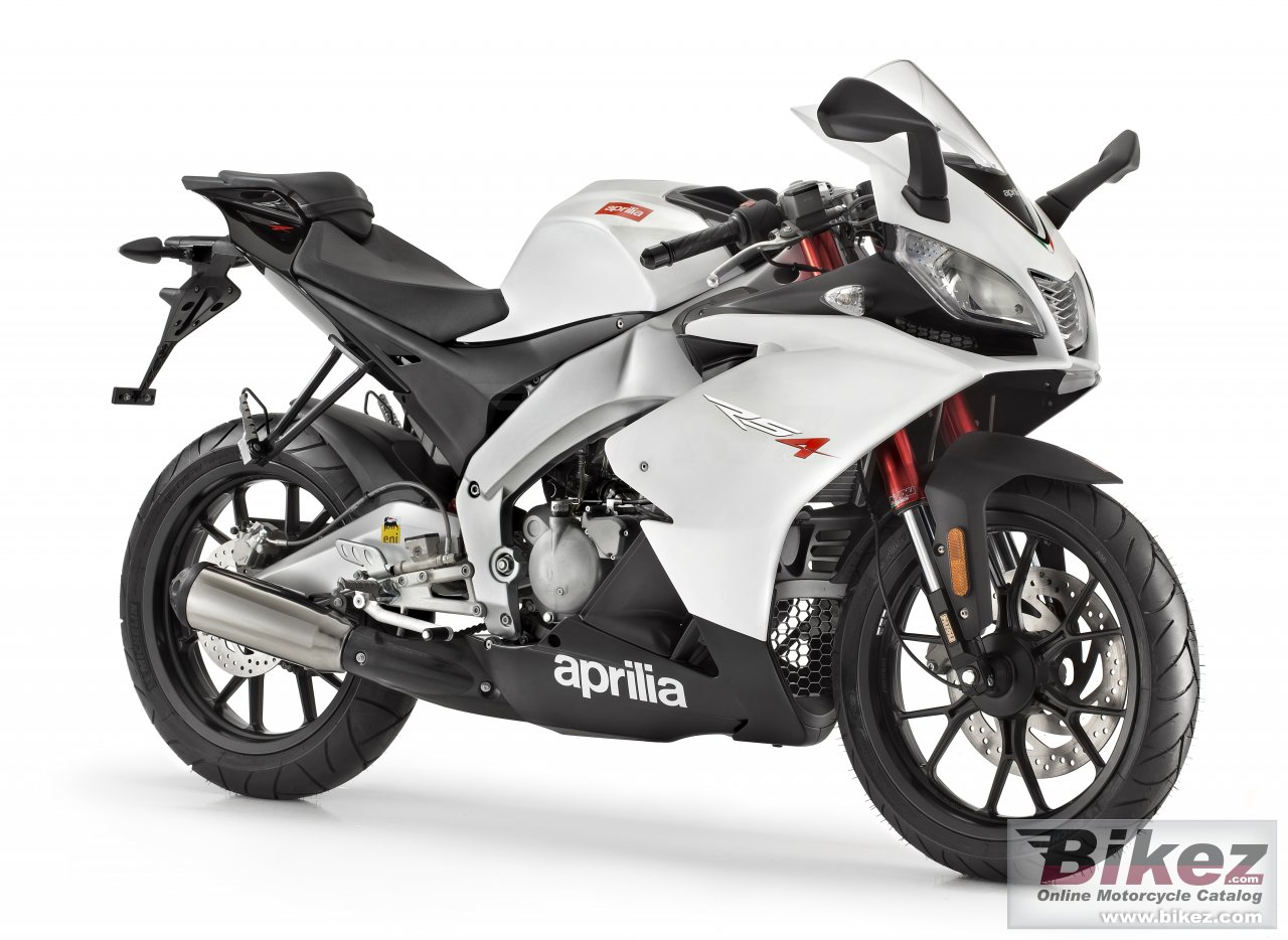 Big Aprilia rs4 50 picture and wallpaper from Bikez.com