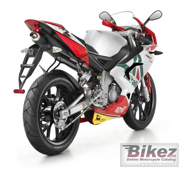 2011 Aprilia RS 50 Replica Alitalia photo