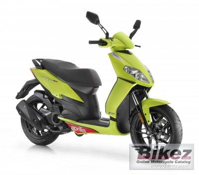 2011 Aprilia SportCity One 125 4t
