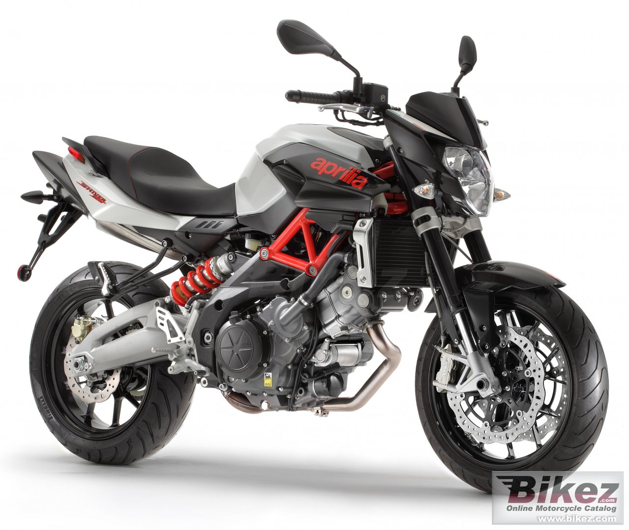 Big Aprilia shiver 750 picture and wallpaper from Bikez.com