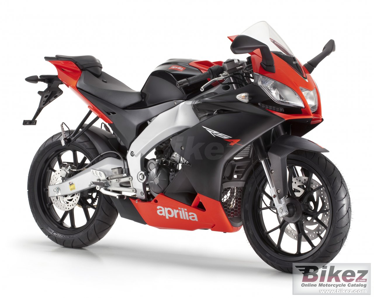 Big Aprilia rs4 125 picture and wallpaper from Bikez.com