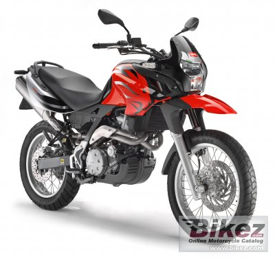 2012 Aprilia Pegaso 650 Trail photo